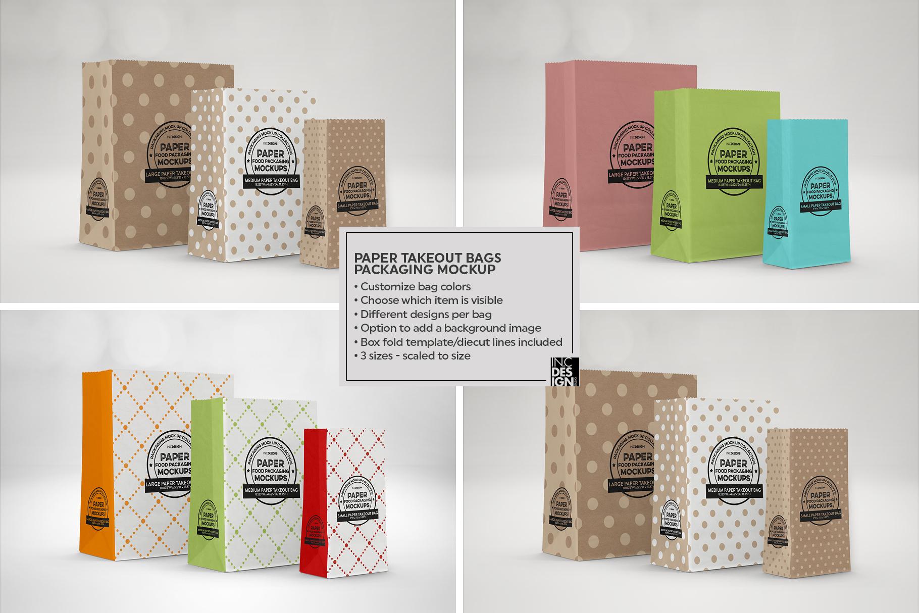 VOL. 17 Paper Box Packaging Mockups example image 3