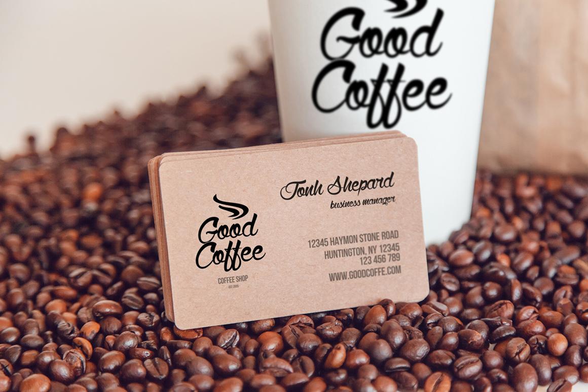Coffee Branding Mock-up example image 5