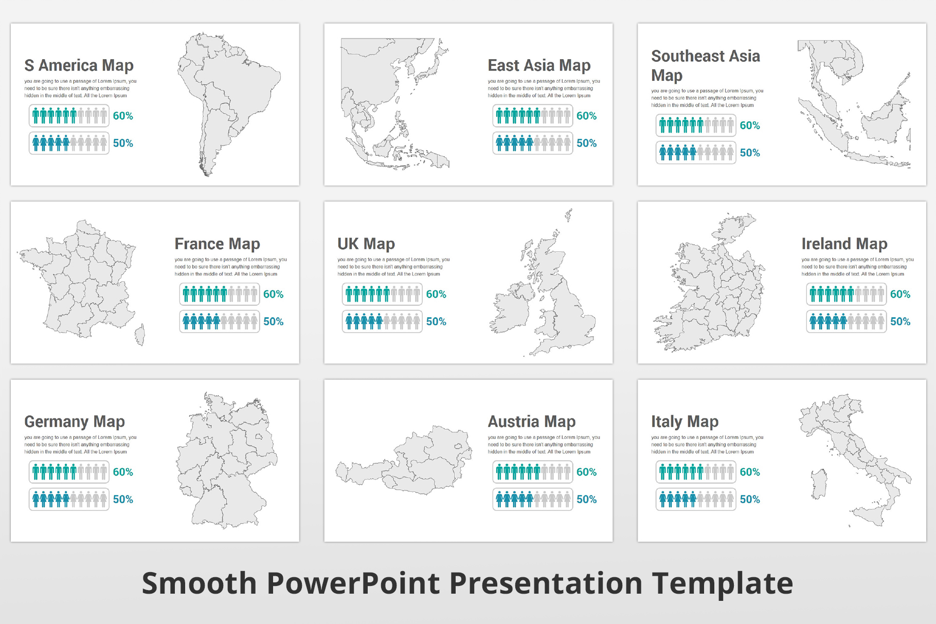Smooth multipurpose PowerPoint Presentation Template example image 21