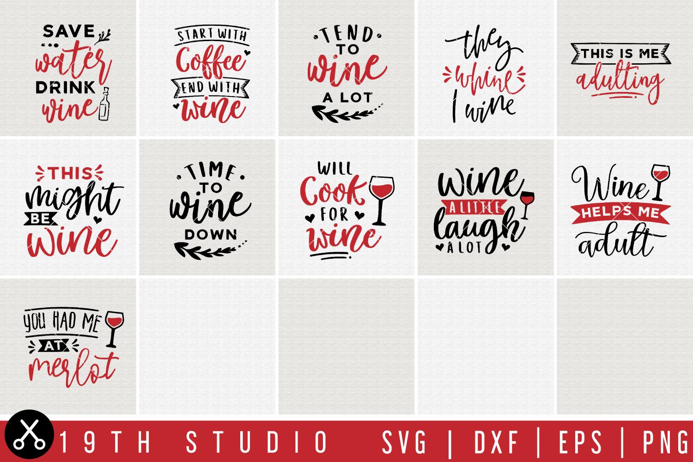 SVG Bundle | Mega SVG Bundle Vol.2 | SVG DXF EPS PNG | MG2 example image 30