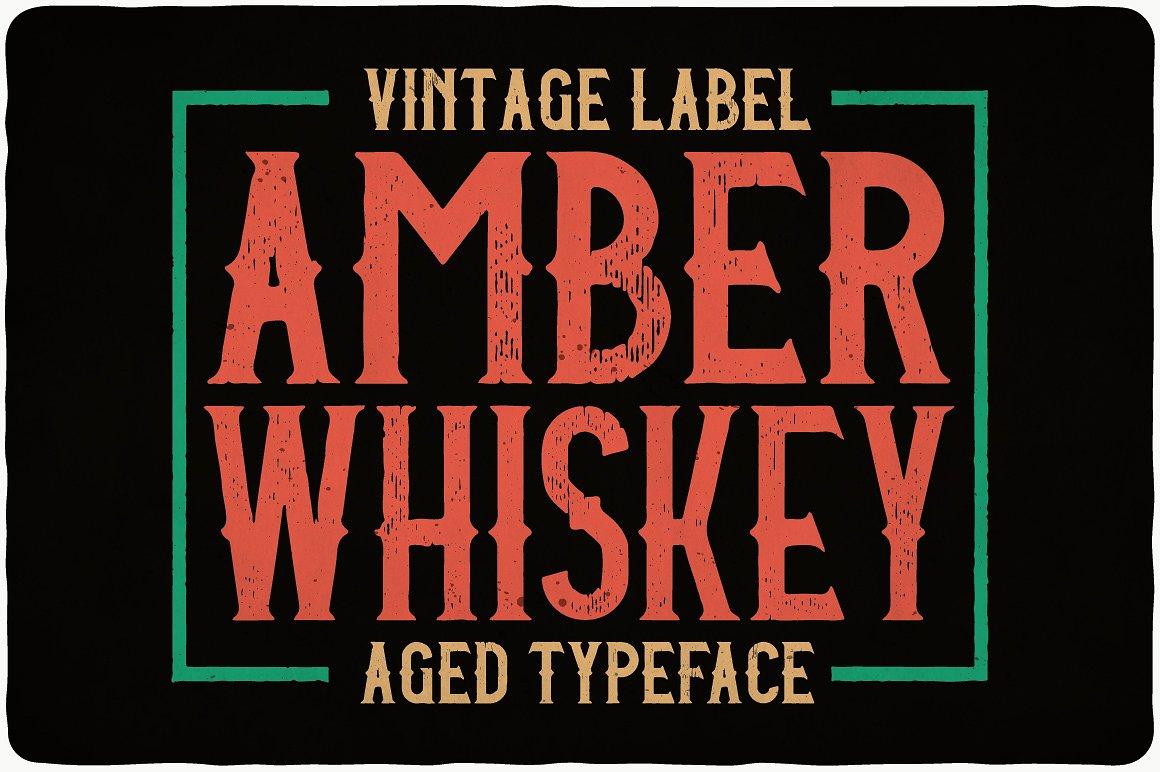 Amber Whiskey example image 3