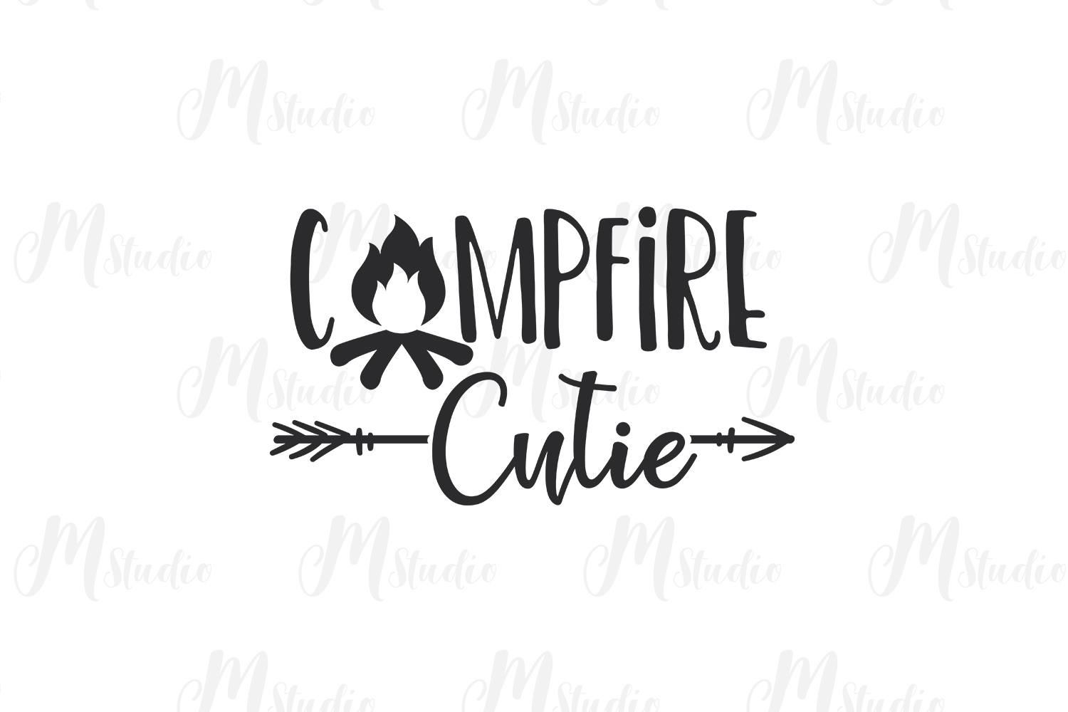Camping SVG Bundle. example image 12