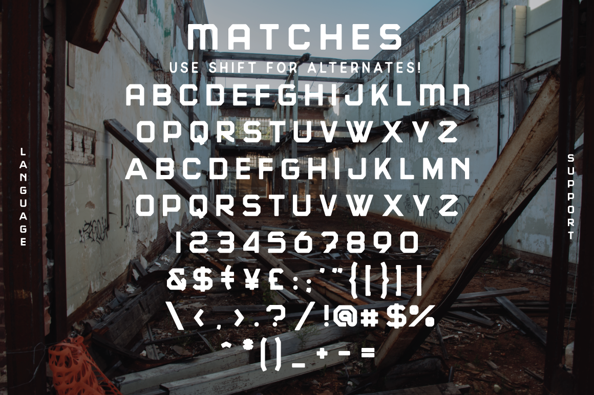 Matches example image 2