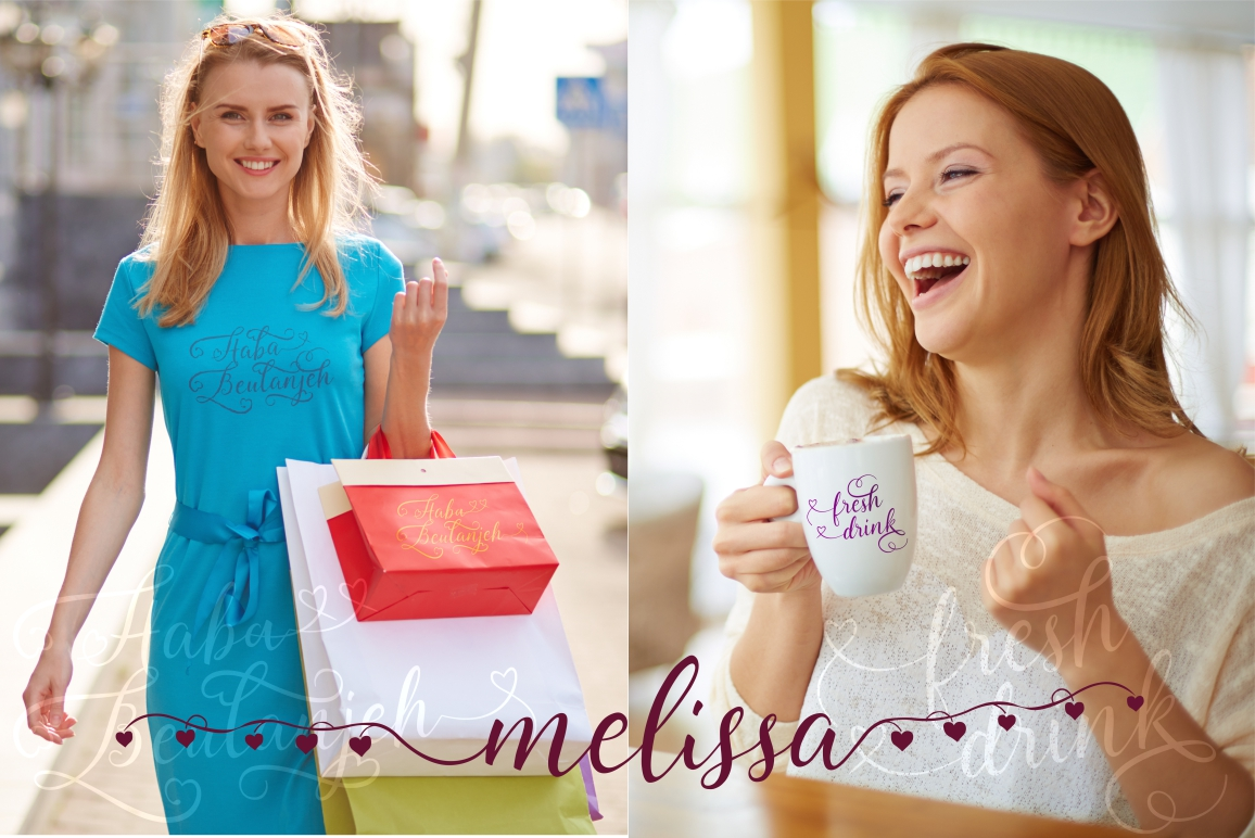 Lovely Melissa example image 5