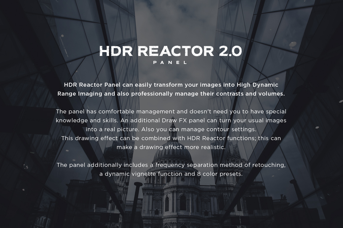 HDR Reactor 2.0 example image 2