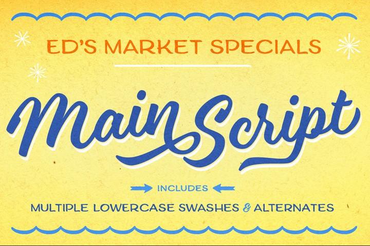 Ed's Market Main Script example image 1