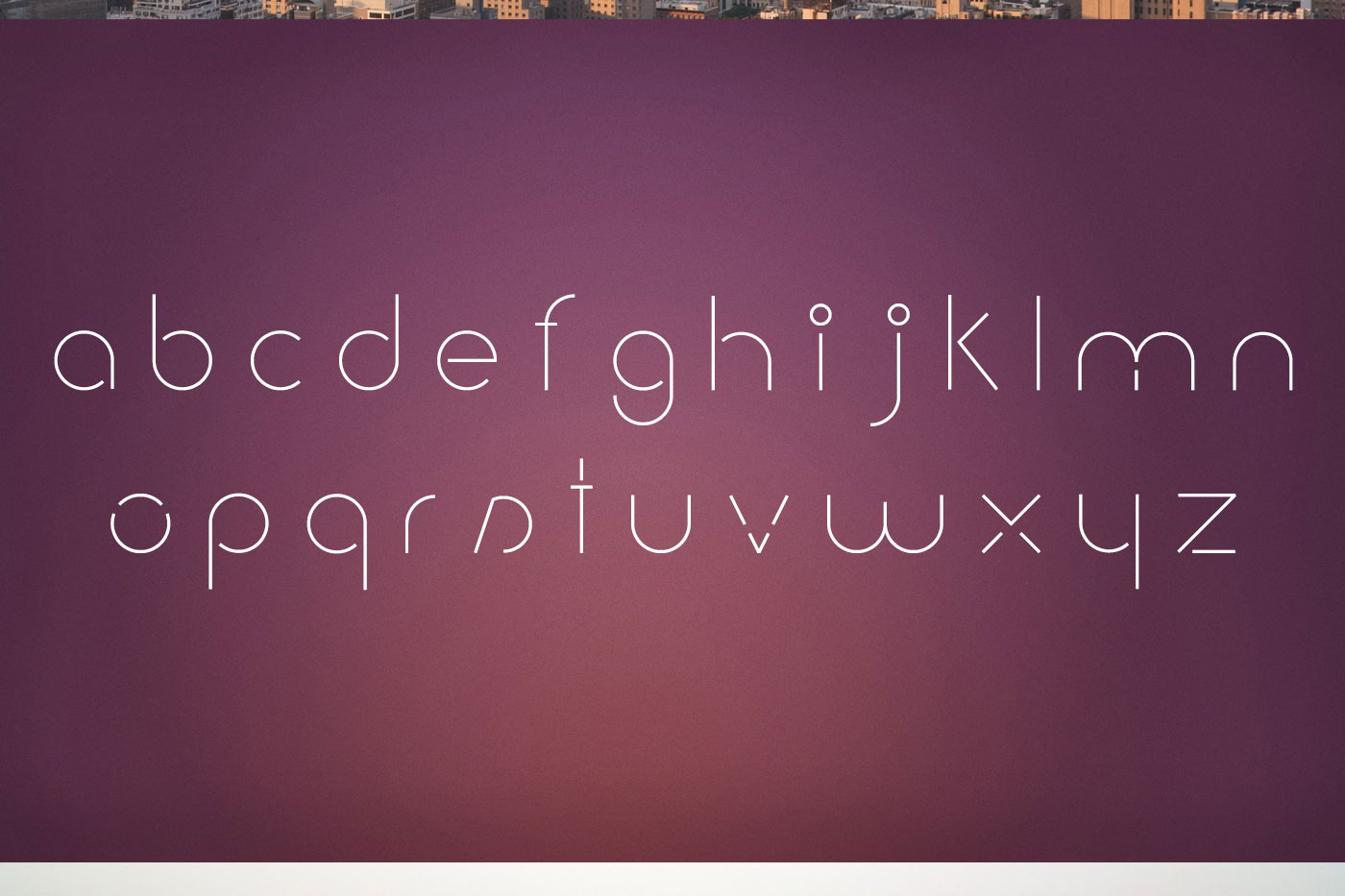 Opal typeface example image 3
