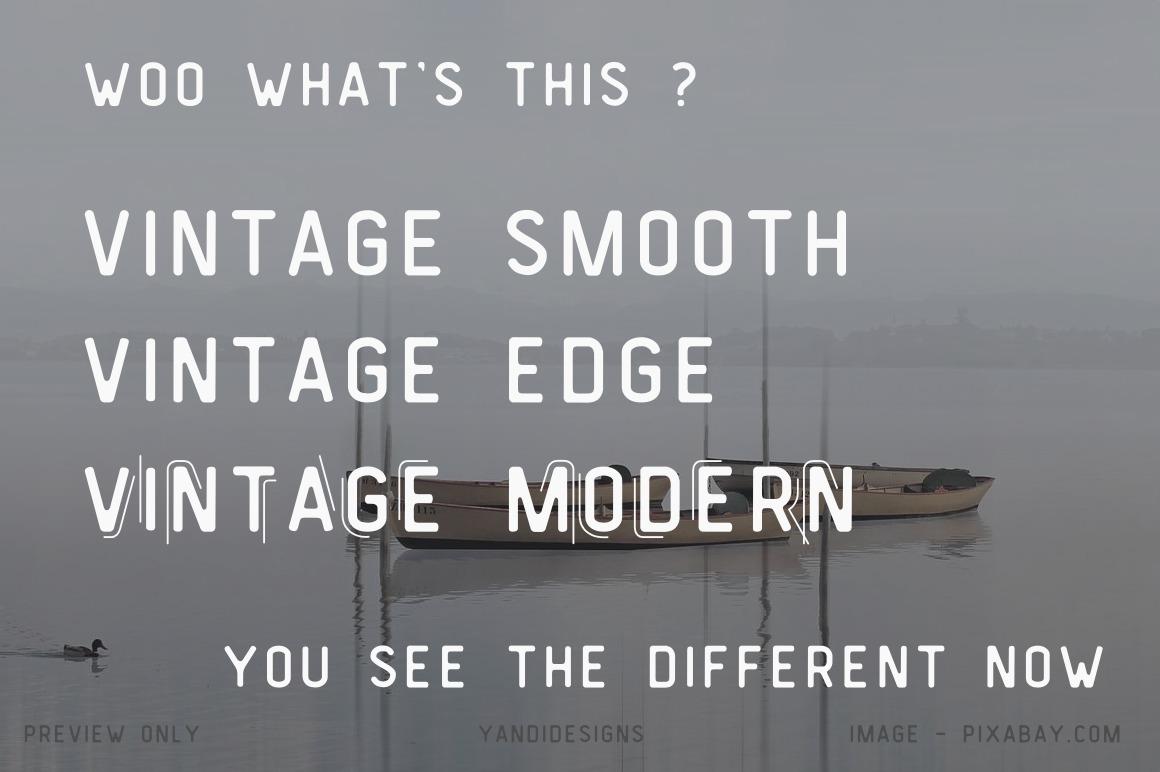 Vintage Modern example image 4