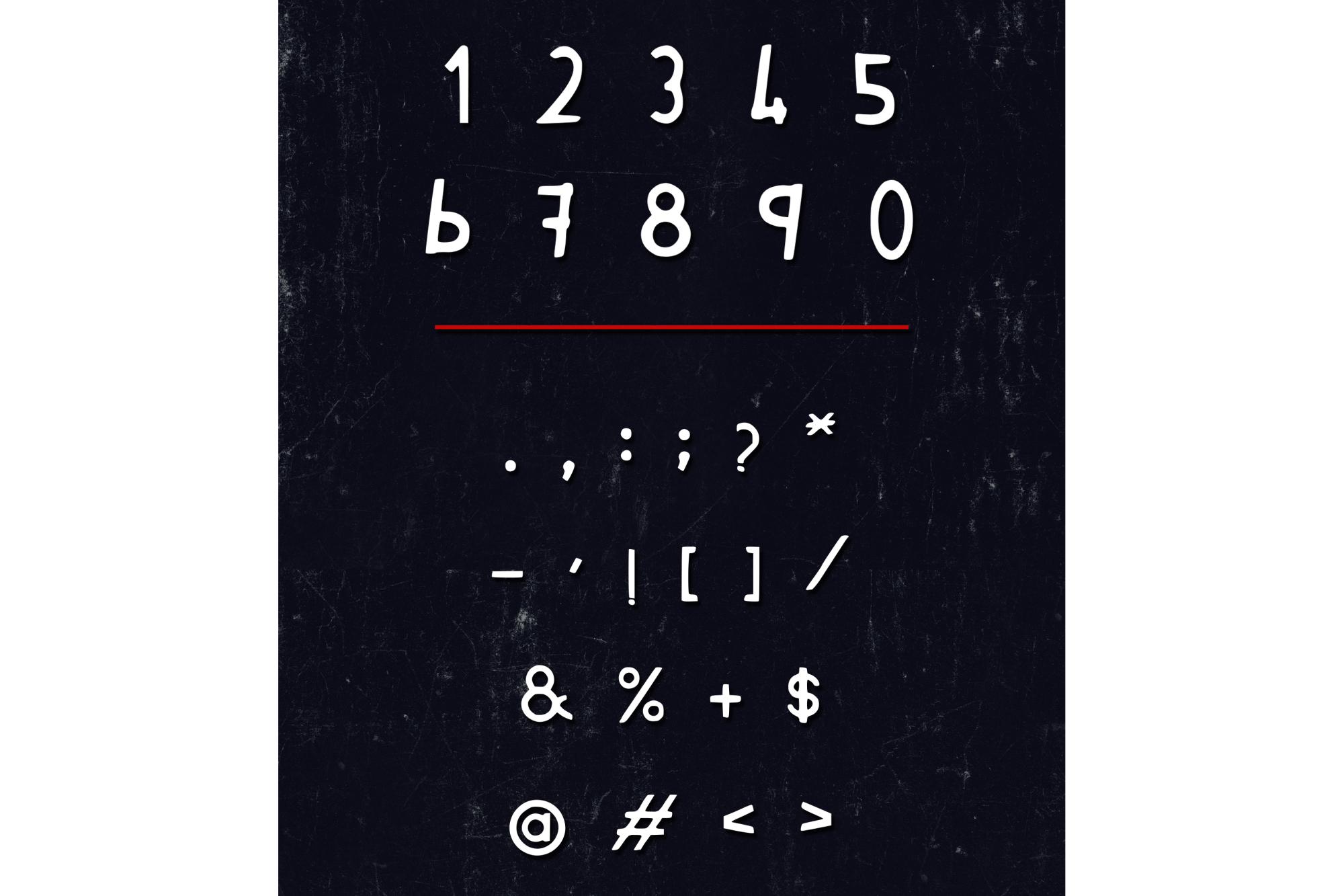 Korra Typeface example image 4
