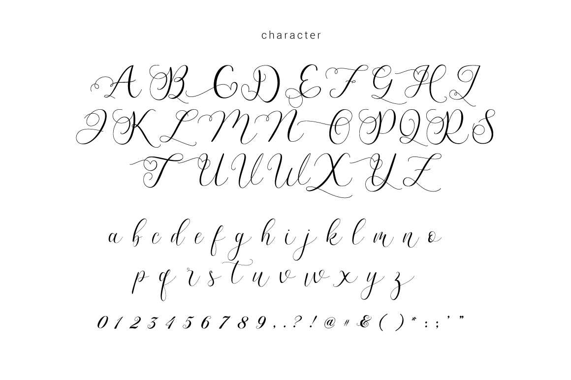 Billaneiva Typeface example image 5