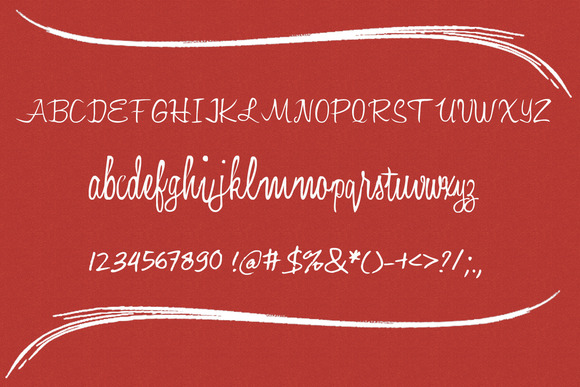 Morning Fever Font example image 2