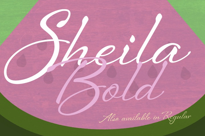 Sheila Bold example image 1