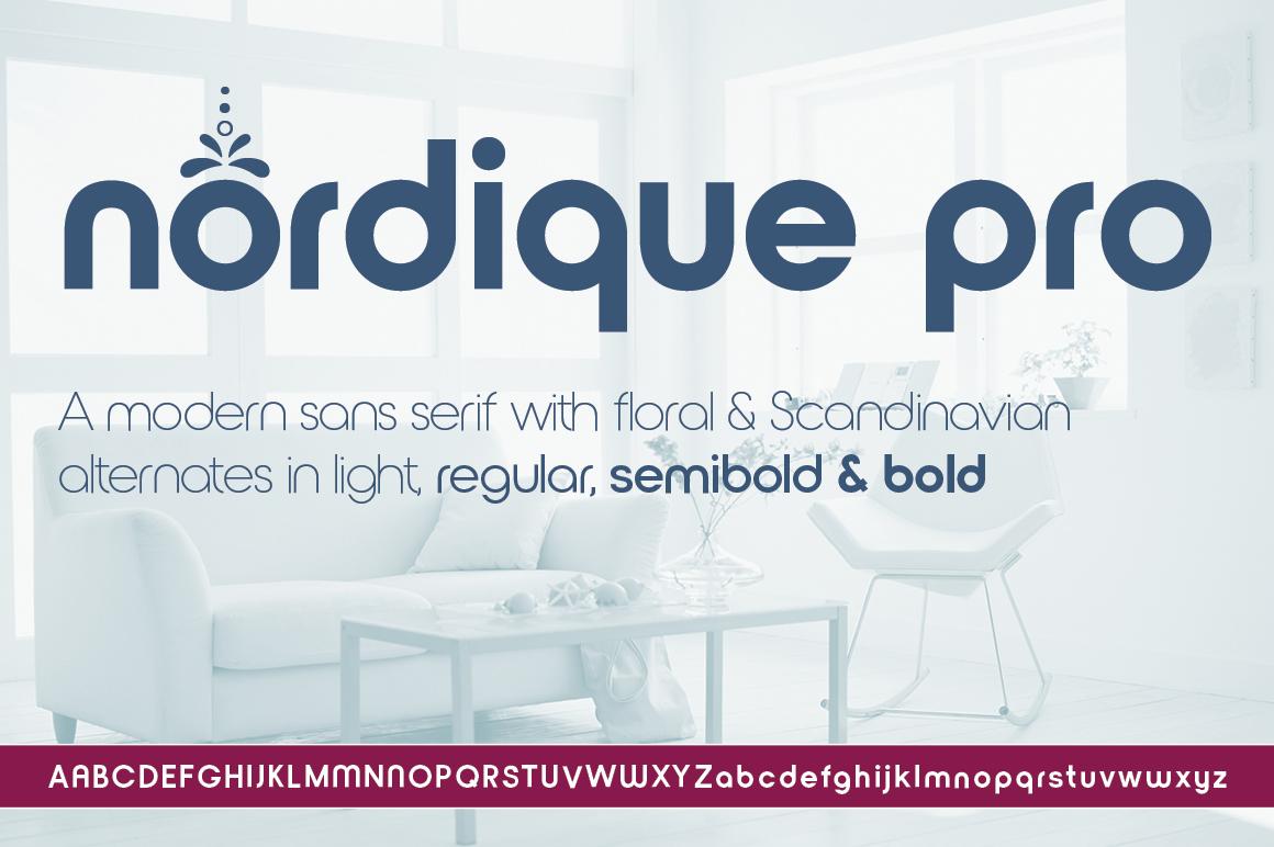 Nordique Pro Bold