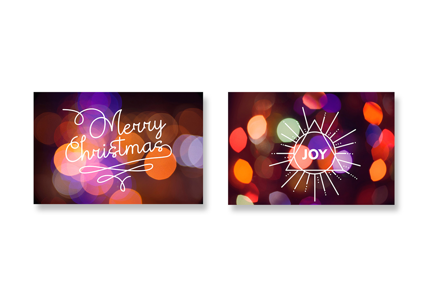 Christmas lights: lettering + more! example image 6