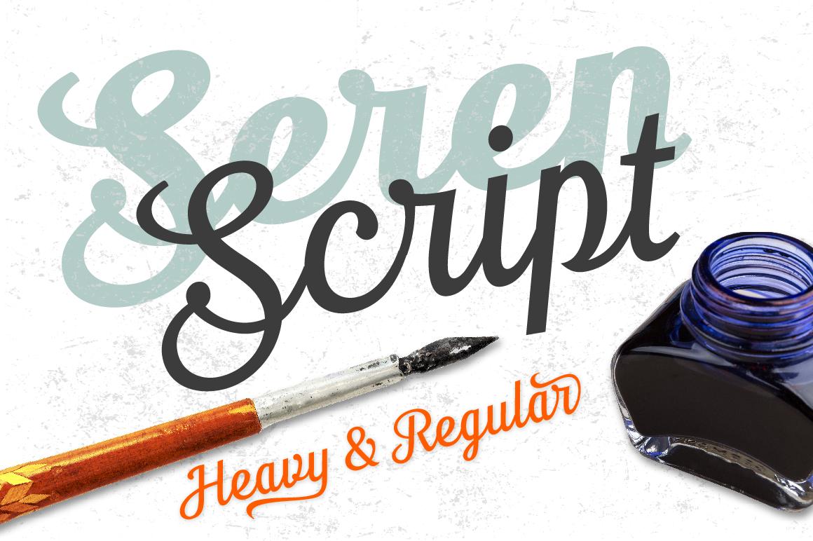 Seren Script example image 1