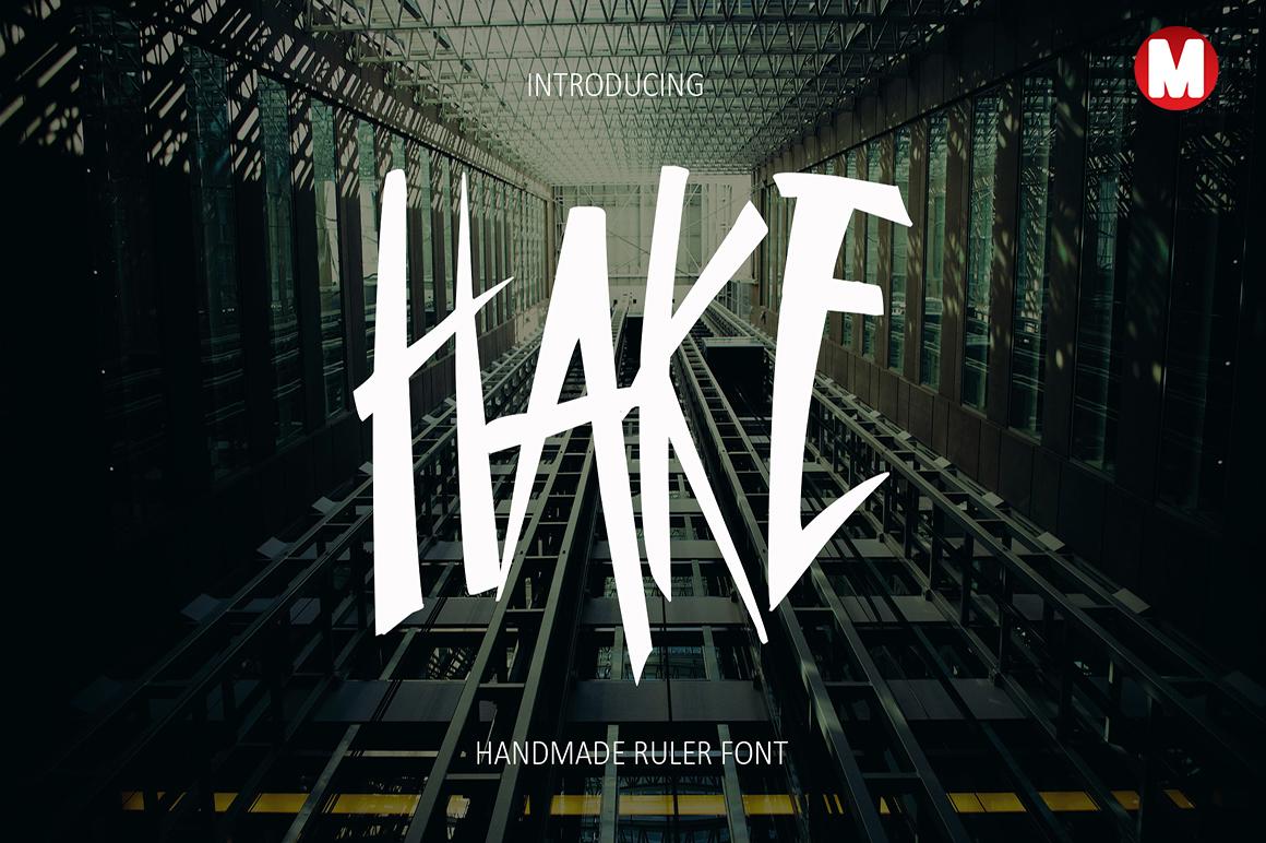 Hake example image 1