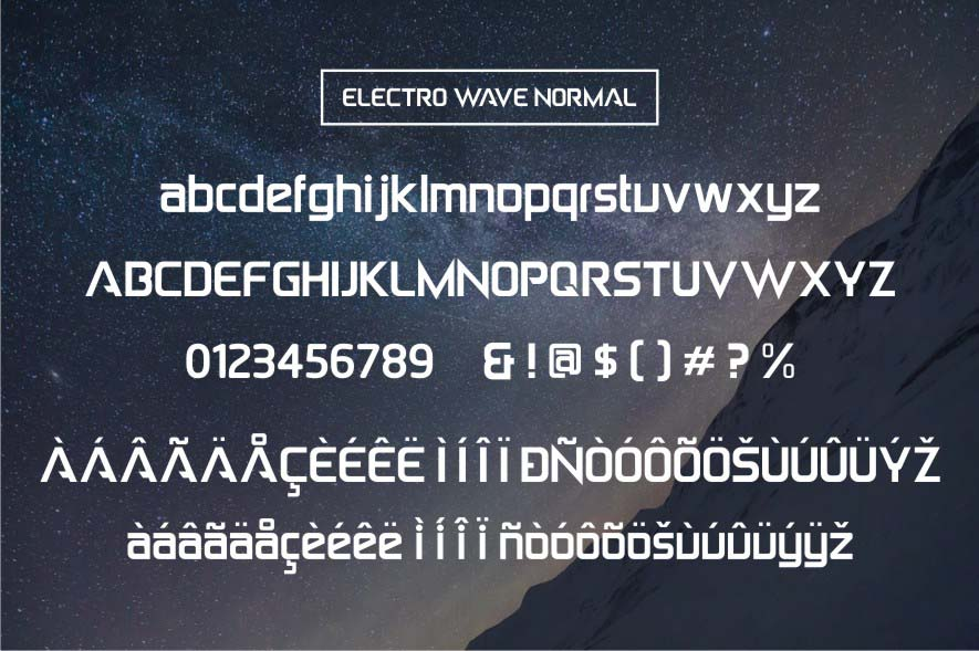 Electro Wave example image 9