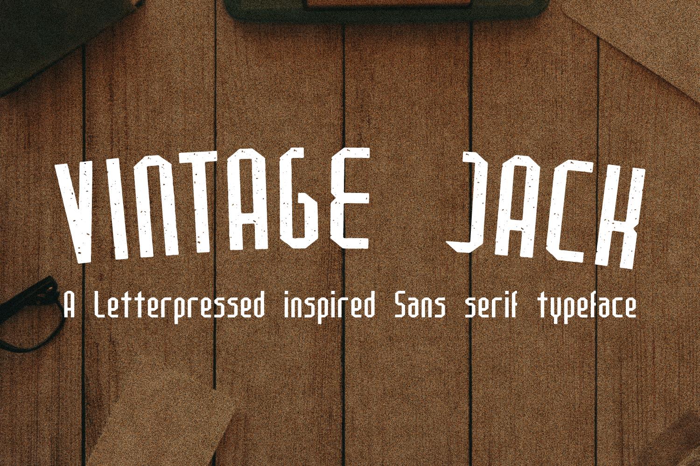 Vintage Jack example image 1