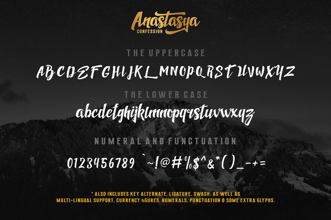 Anastasya confession example image 3
