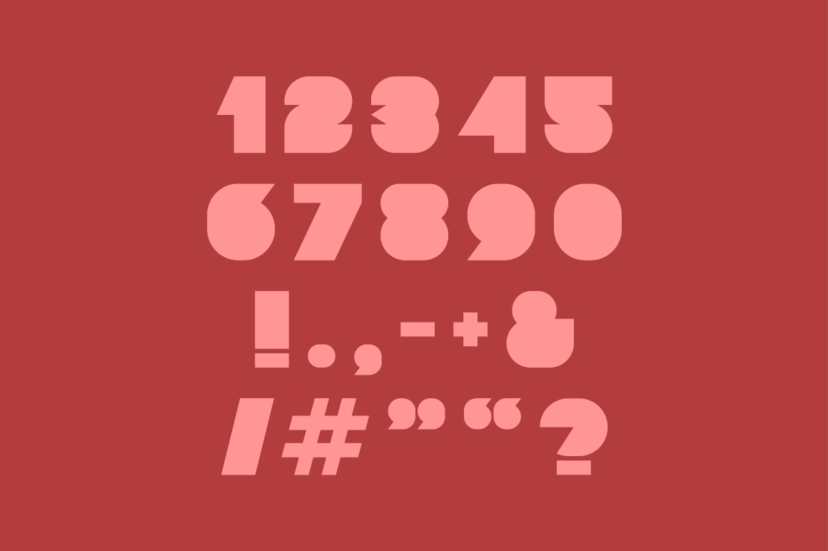 Basenglah Fontpack example image 5