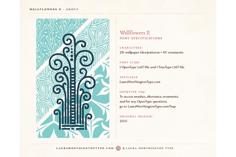 Wallflowers II example image 7