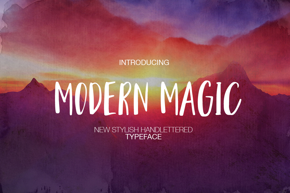 Modern Magic example image 1