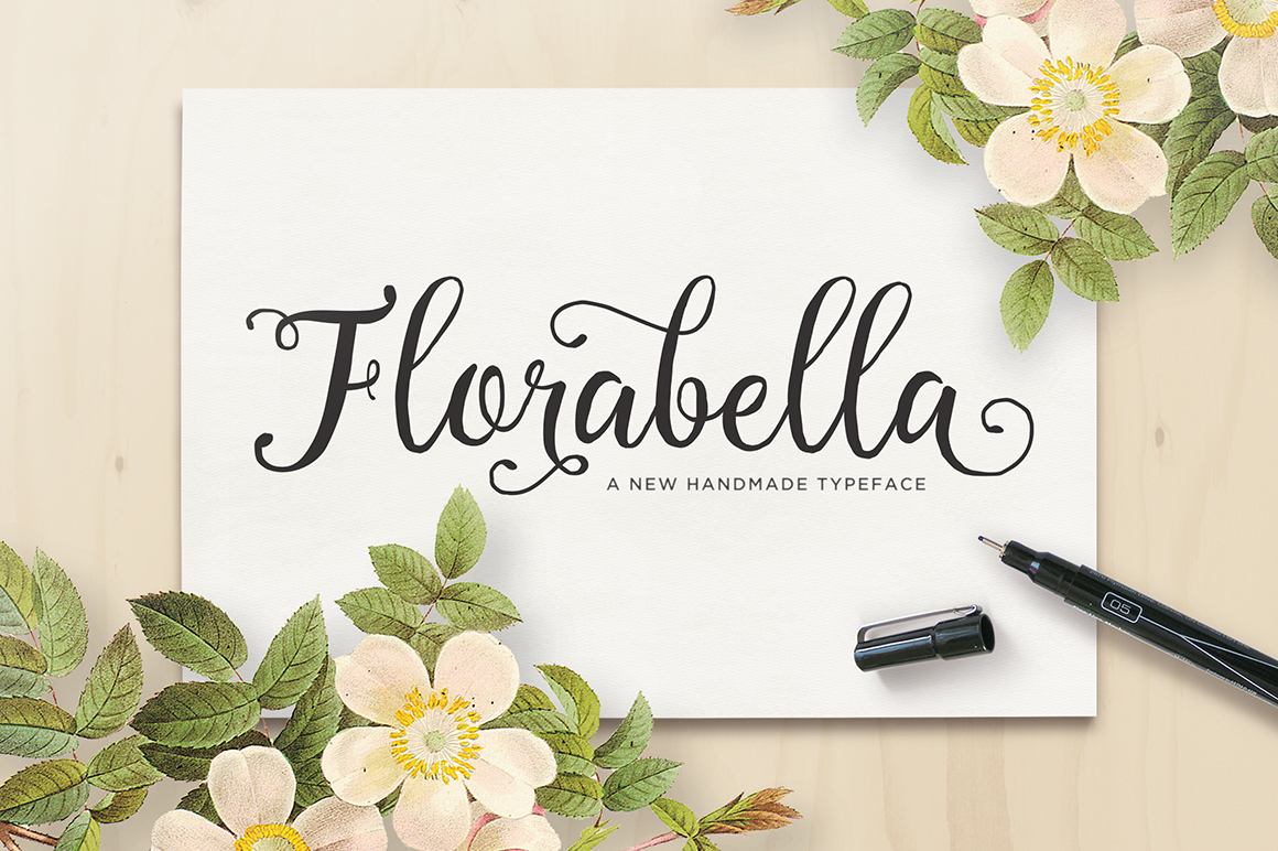 Florabella Typeface example image 1