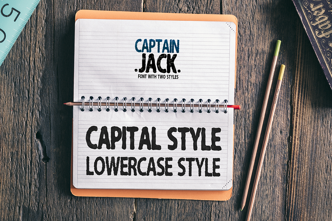My name is Captain Jack example image 5