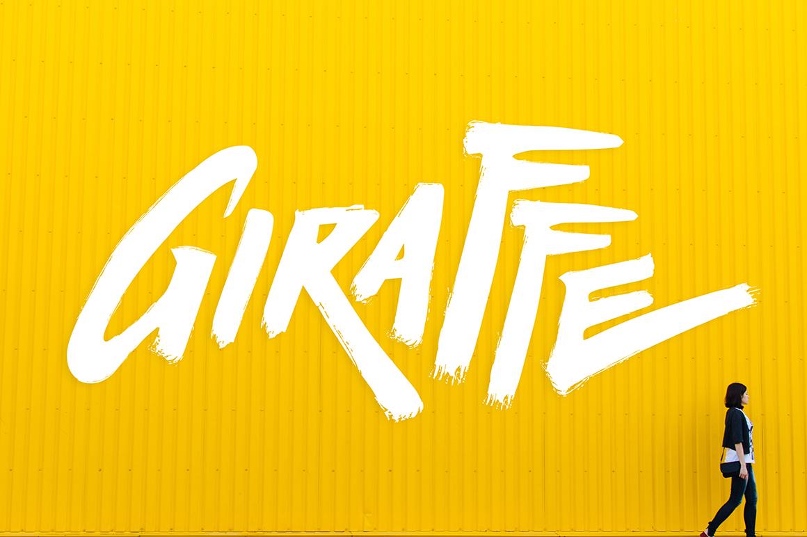 Basic Instinct Typeface example image 9