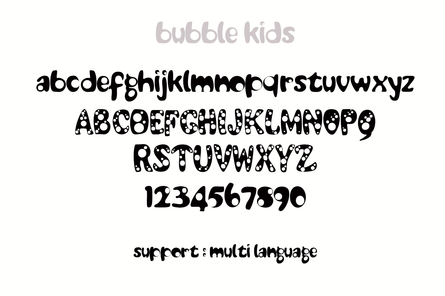 Bubble Kids example image 5