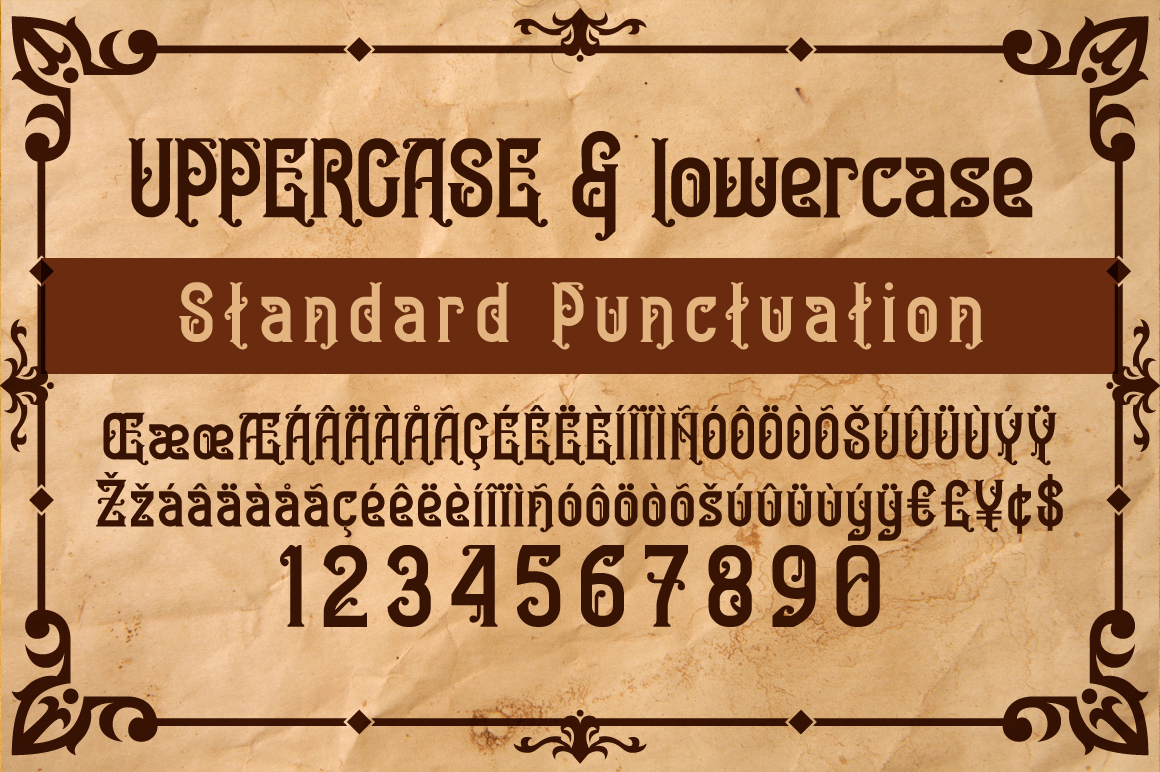 Bedesau Typeface example image 4