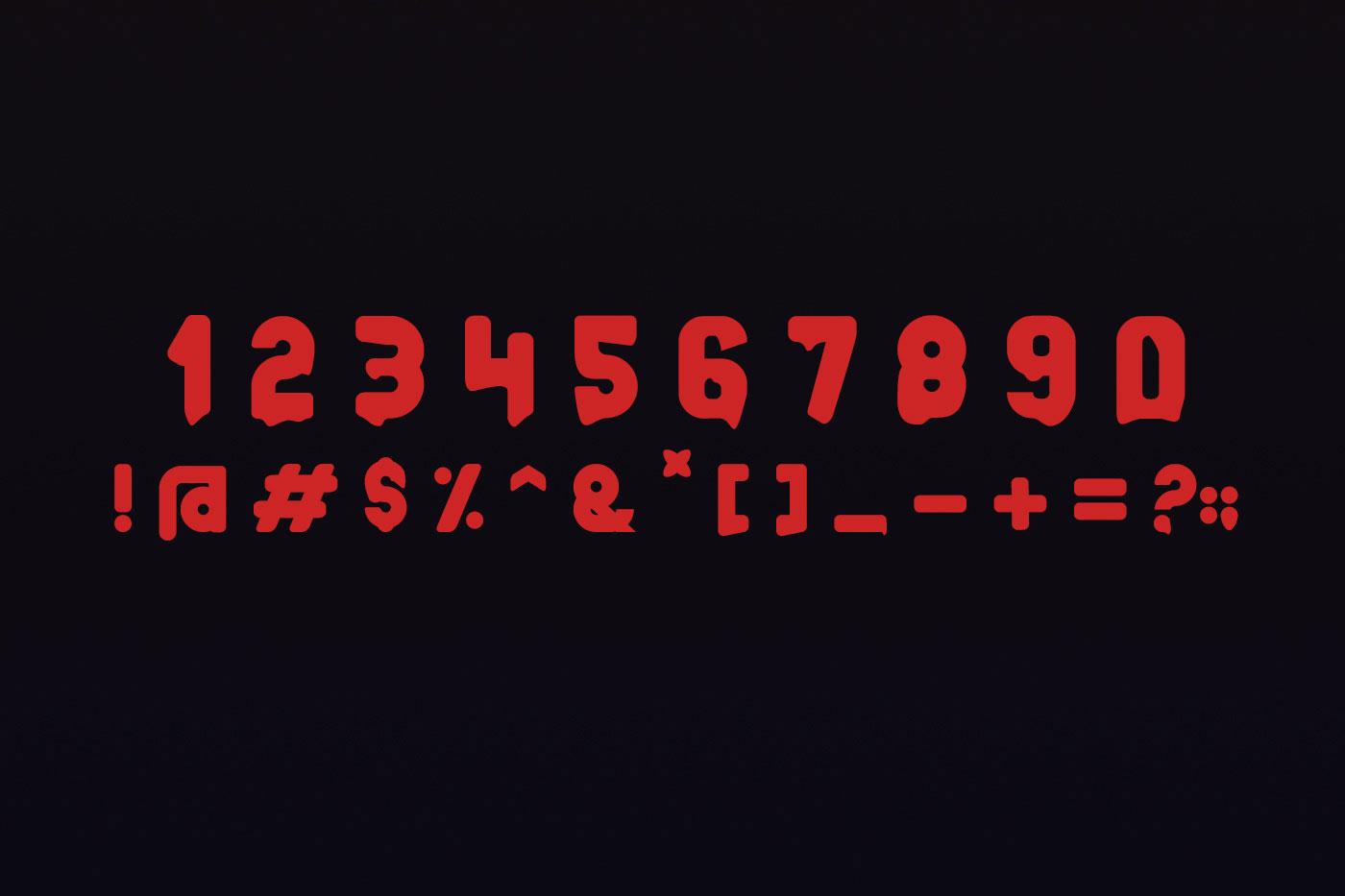 Styllo Display Typeface example image 9