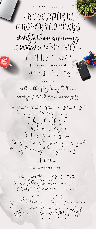 Yulinda Script example image 7
