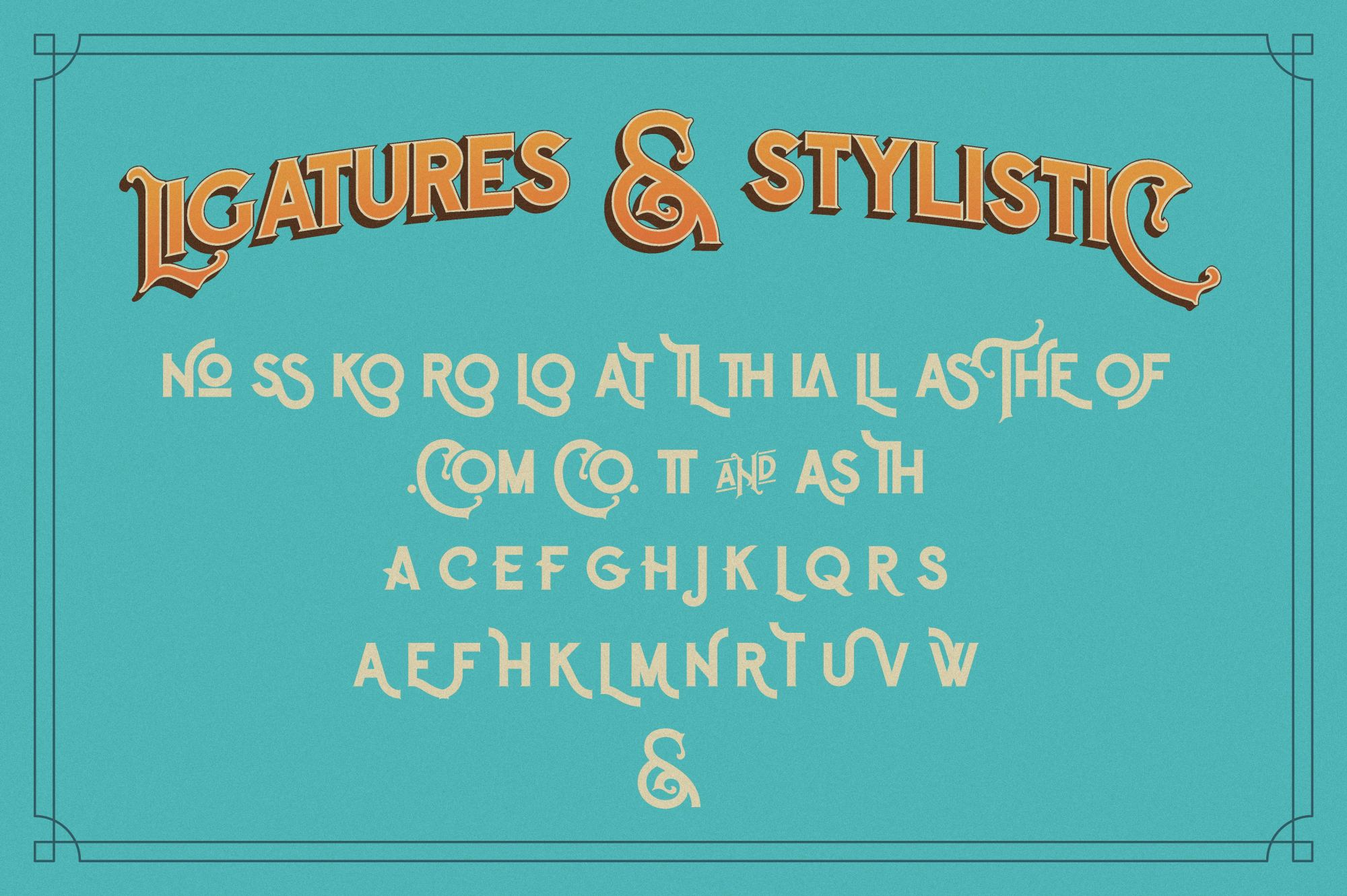 The Witch Typeface example image 4