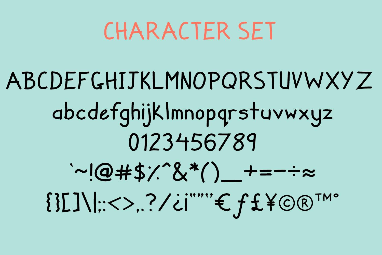 Zuey Handwriting example image 3