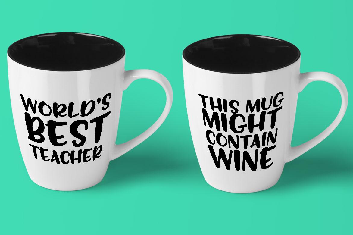 Fattycakes - coffee mug mockup