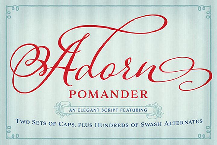 Adorn Pomander example image 1