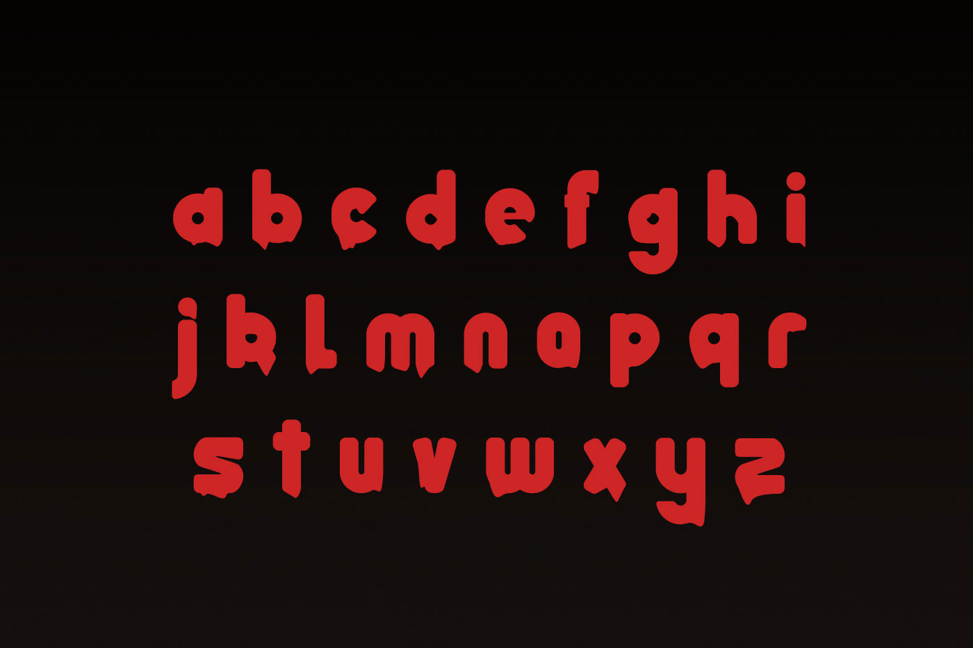 Pumpkin typeface example image 7