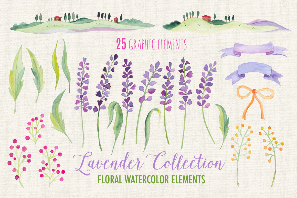 Lavender Collection example image 2