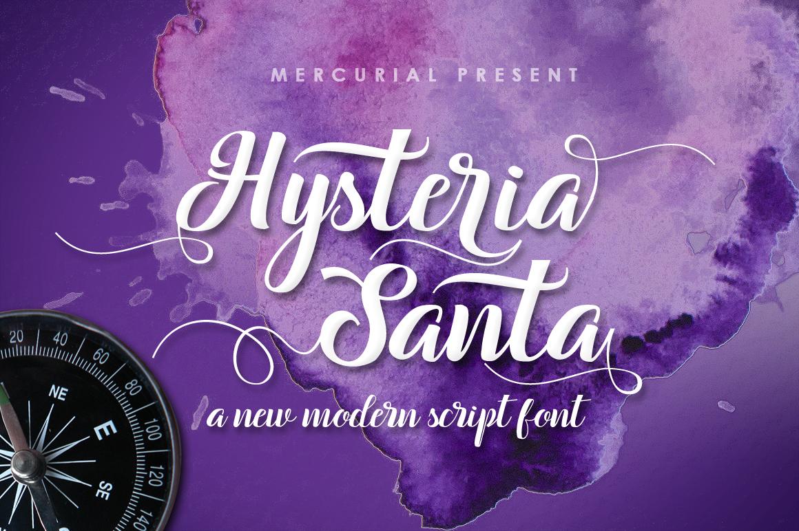 HYSTERIA SANTA example image 1