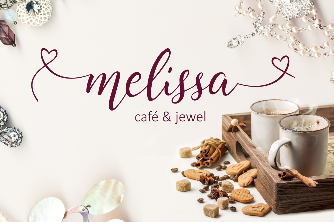 Lovely Melissa example image 6