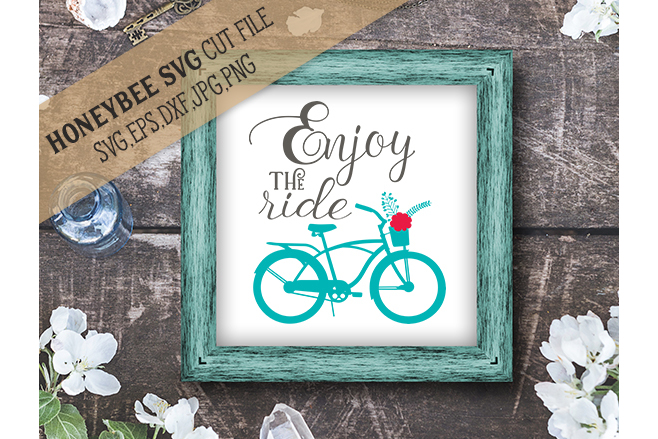 Enjoy the Ride svg example image 1