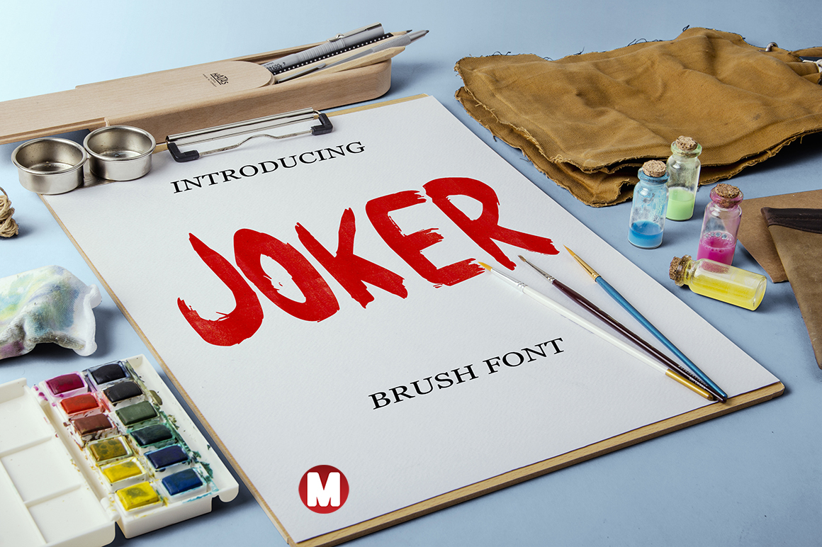Joker example image 1