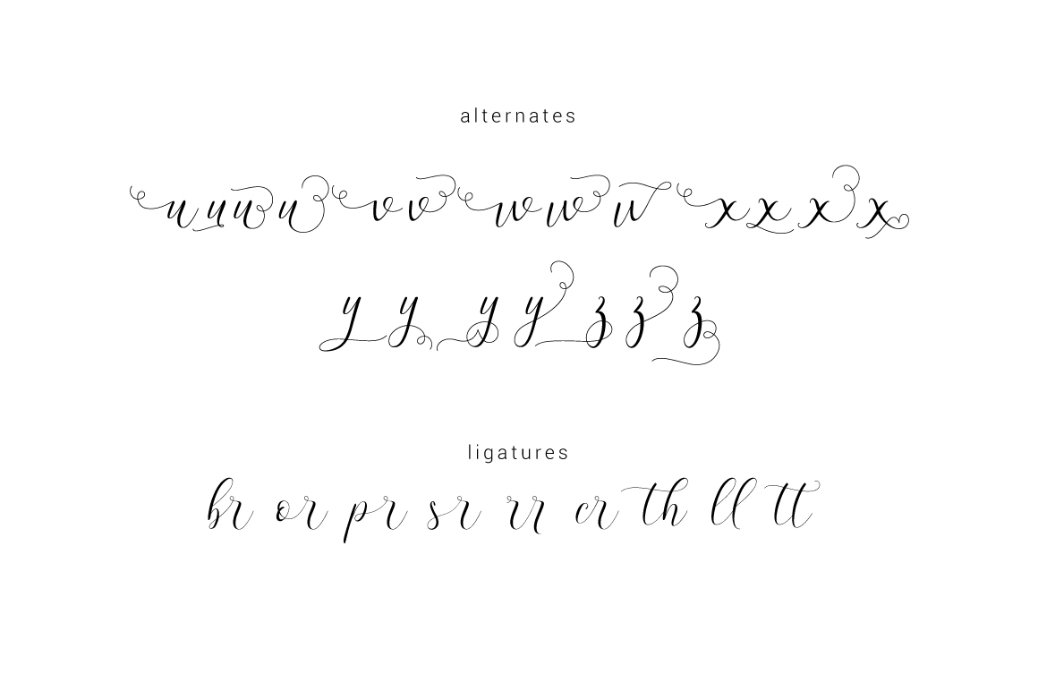 Billaneiva Typeface example image 7