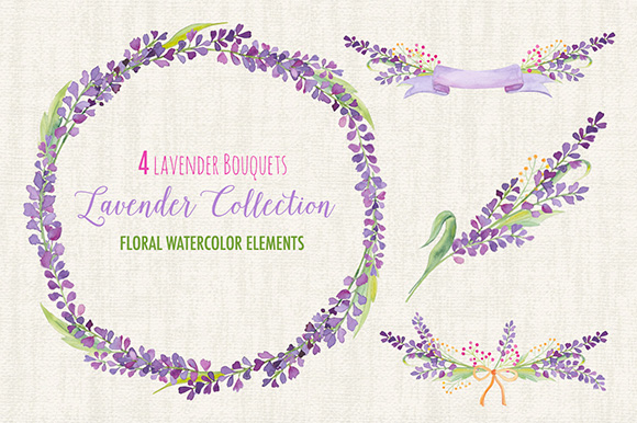 Lavender Collection example image 3