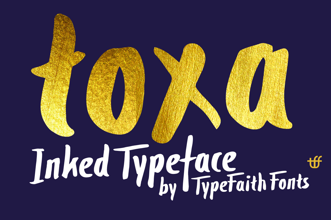 Toxa Ink cover