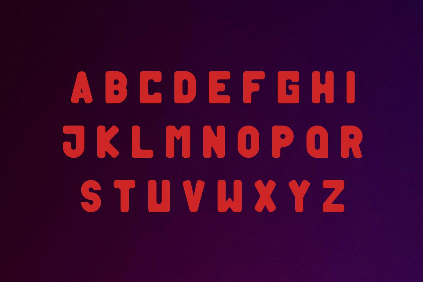Styllo Display Typeface example image 4