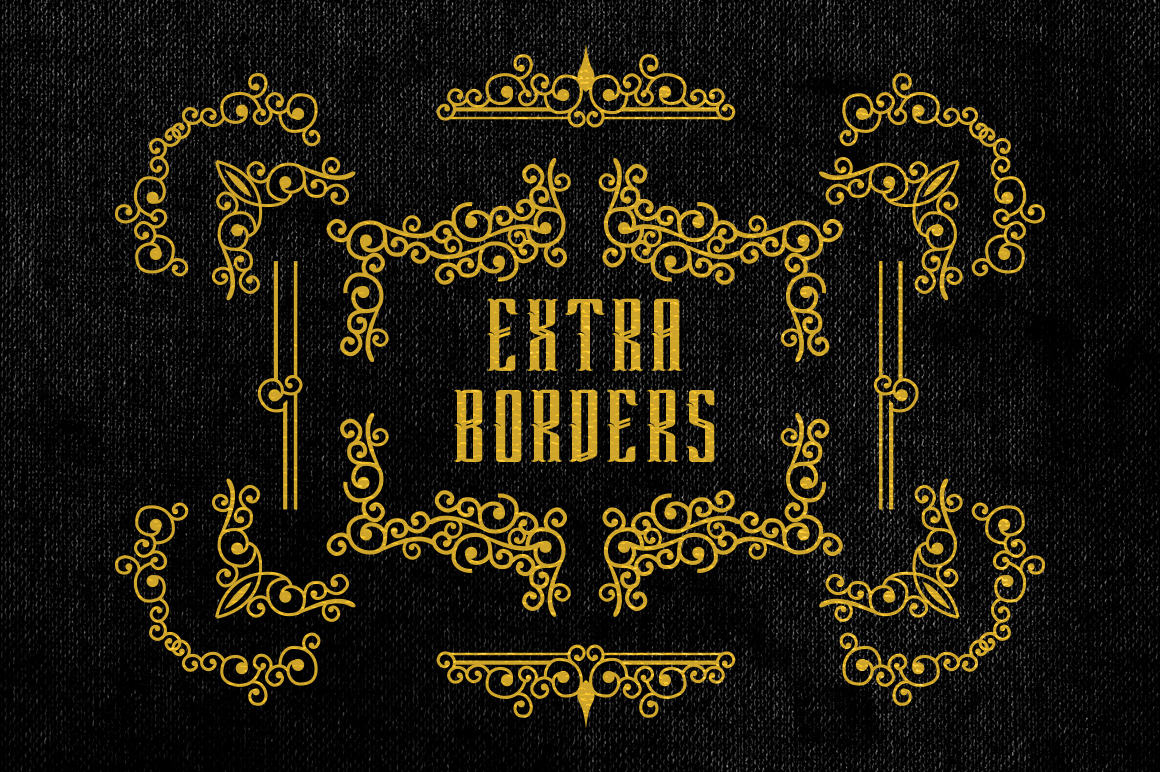 Extra Borders