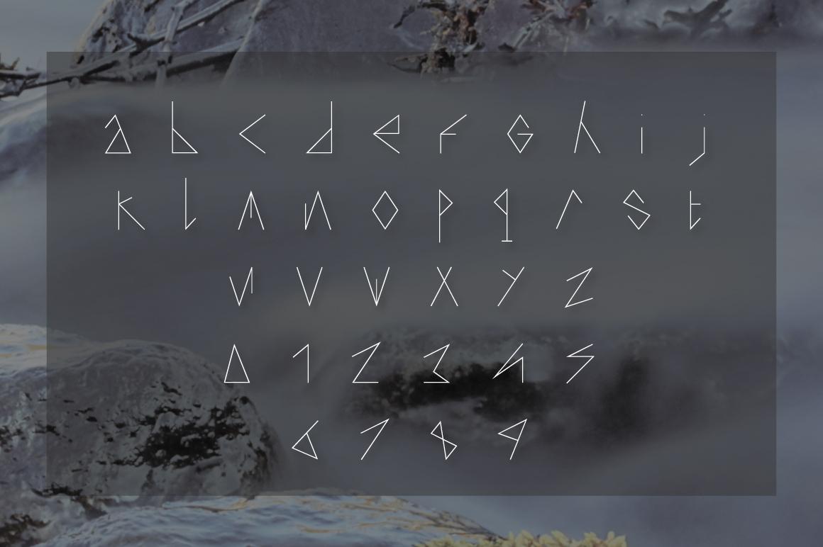 Alexandria Typeface example image 2