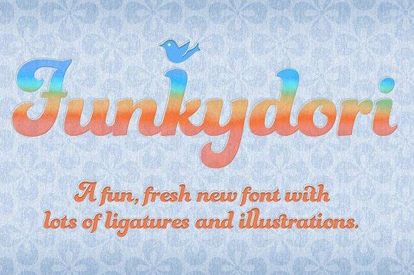 Funkydori Bold example image 23